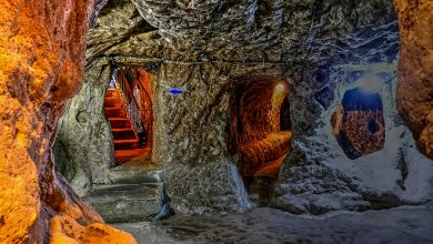 Photo of There Are 200 Ancient Underground Cities in Turkey Alone