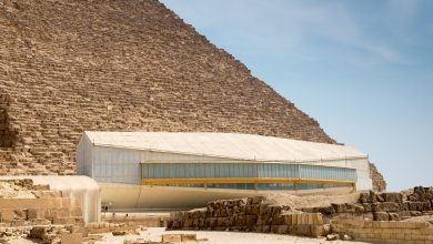 Photo of 10 Things You Probably Didn't Know About 'Khufu's Ship', the Ancient Vessel Buried in front of the Pyramids