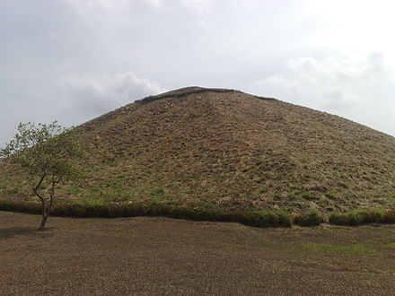 Complex C, The Great Pyramid. Image Credit: Wikimedia Commons / Public Domain.