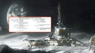 Photo of This Weird Wikileaks Cable Suggests the Soviet Union Destroyed a Secret US Moon Base