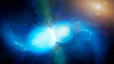 Photo of Billions of Years Ago, 2 Neutron Stars Collided Giving Birth to 0.3 percent of the Earth's Elements Including Gold