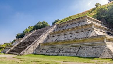 Photo of The Largest Pyramid on Earth is Hidden Inside a Mountain in Mexico, Here's What You Need to Know