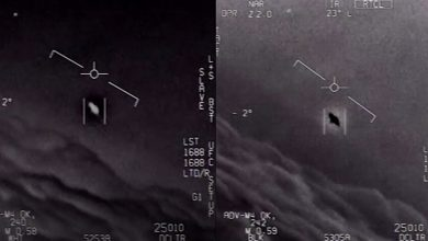 Photo of U.S. Navy Pilots Confess Seeing Sphere-Shaped UFOs 'Flying at Hypersonic Speed'
