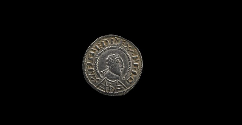 A coin similar to the ones that have been found. Image Credit: The Trustees of the British Museum.