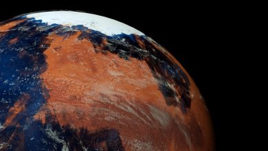 Photo of Life on Mars Before Life on Earth New Study Suggests