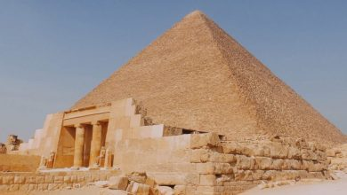 Photo of Unique Discovery Made in 1954 May Reveal the Greatest Secret of Giza's Great Pyramid