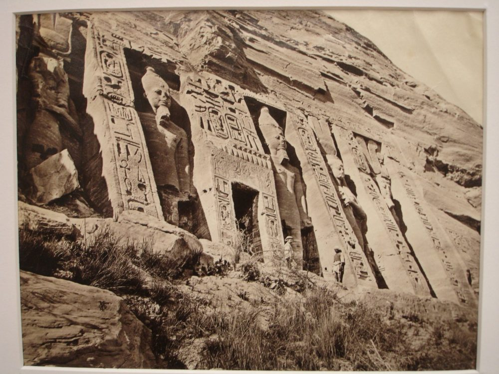 Nefertari's Temple at Abu Simbel. Image Credit: Brooklyn Museum / Public Domain.