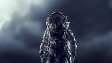 Photo of Here's the First 'Space Suit' Invented in the 1930s