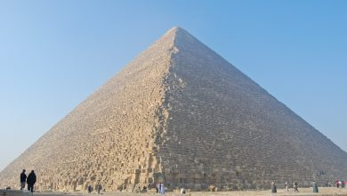Photo of Here are 5 of the Largest Pyramids Ever Built in Ancient Egypt
