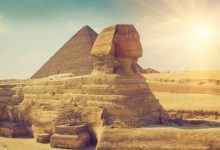 Photo of A 'Sea of Theories': Were The Pyramid and the Sphinx Once Submerged under Water?