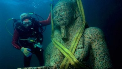 Photo of Heracleion, Egypt's Atlantis: the Enigmatic Ancient Egyptian City That Sank into the Sea