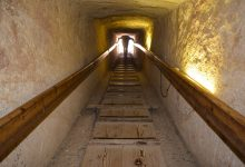 Photo of 11 Images From Inside Pyramids That Show Why They Were Not Tombs