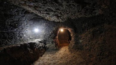 Photo of An Ancient Underground City has Just Been Opened by Archaeologists in Iran