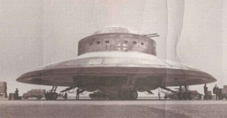 A declassified document by the CIA about UFOs.