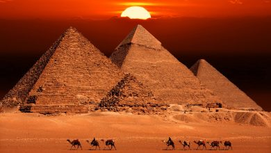 Photo of Here Are 3 Startling Theories on how the Giza Pyramids Were Built