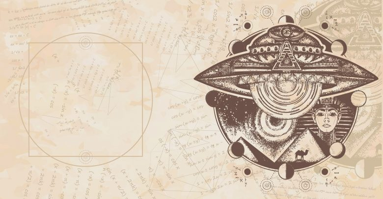 Photo of Here's an Ancient Novel About Aliens, UFOs, and Robots Written in the 2nd Century