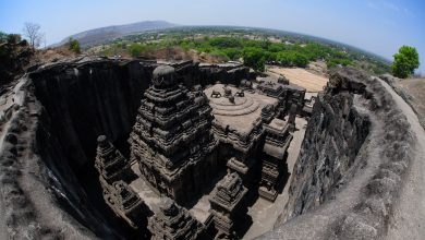 Photo of The Mystery of Kailasa: How Did the Ancients Remove Three million cubic Feet of Stone?