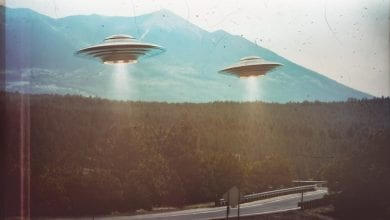 Photo of Thousands of UFO Reports and Documents Donated to Canadian University