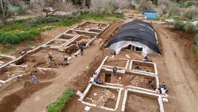 Photo of History-Changing 10,000-Year-Old City Discovered in Israel