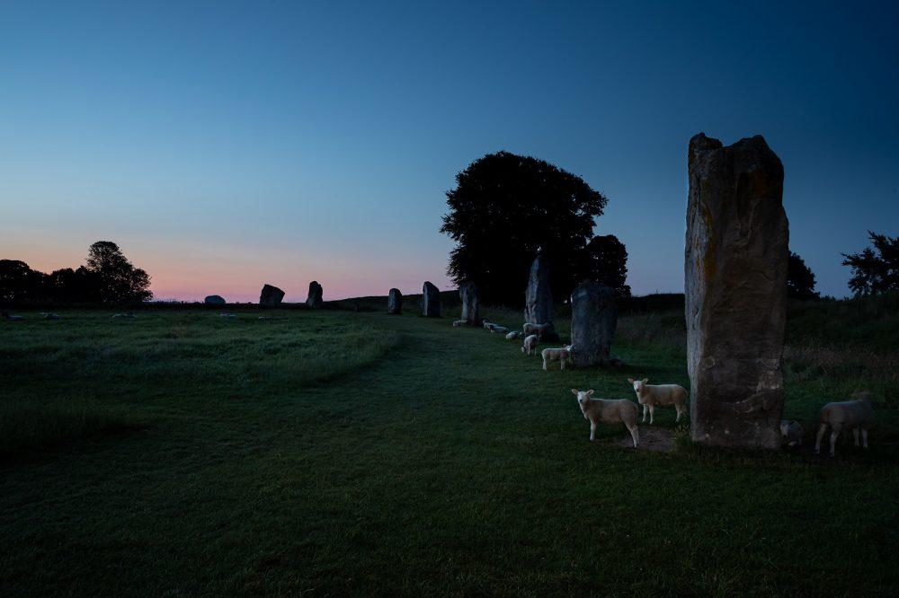 Standing Stones at Avebury. Shutterstock.
