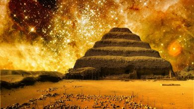 Photo of 3D Map of Ancient Egyptian Underworld Found Around Egypt's Oldest Step Pyramid