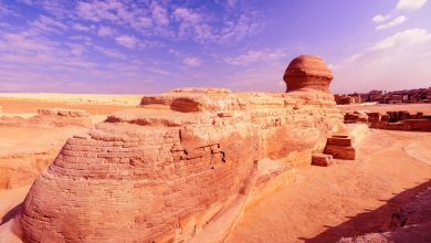 Photo of Secret Entrance on the Sphinx May Lead to Sacred Pharaoh's Burial Chamber