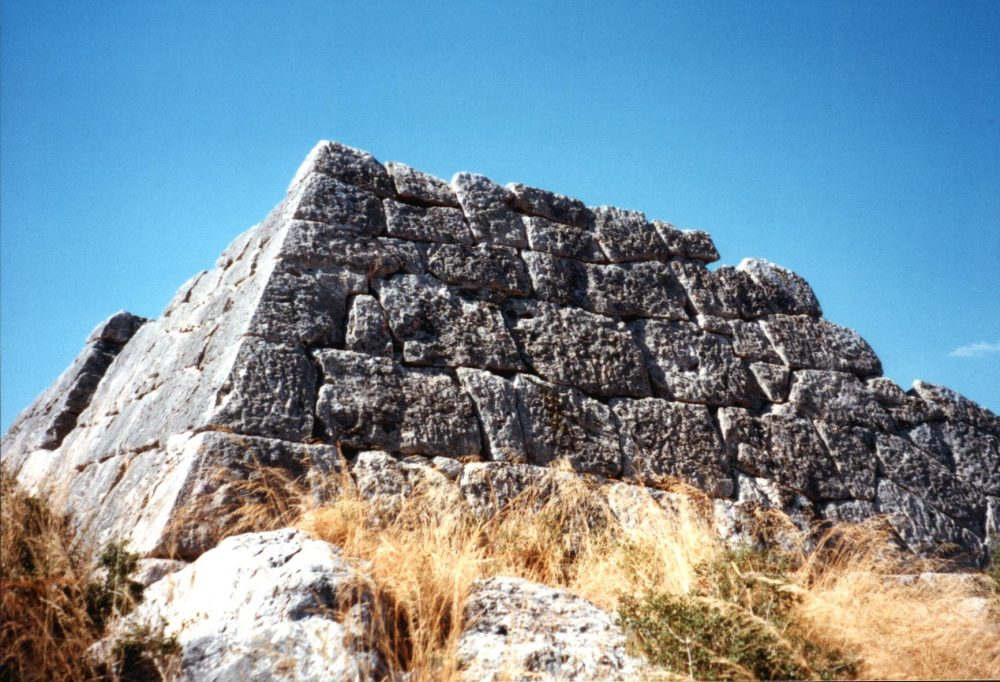 The Pyramid of Hellinikon. Image Credit: Wikimedia Commons / CC BY-SA 3.0.