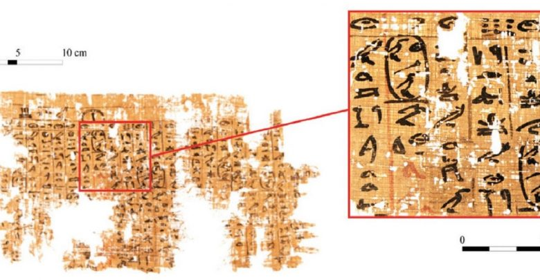 Translation of the Oldest Ancient Egyptian Papyrus Offers