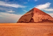 Photo of 10 Things You Should Know About Ancient Egypt's Bent Pyramid