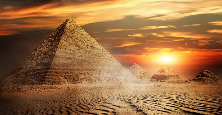 Photo of This is the Last Ancient Egyptian Pyramid Ever Built