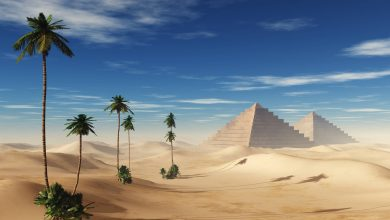 Photo of Here Are 3 Ancient Egyptian Pyramids You Probably Didn't Know Existed