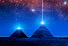 Photo of The Great Pyramid of Giza as a Supermassive Cosmic Engine