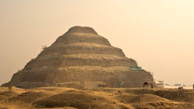Photo of 10 Facts About The Step Pyramid of Djoser That History Books Won't Tell You