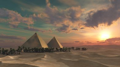 Photo of Here Are 3 of the Most Ancient Pyramids Ever Constructed in Egypt