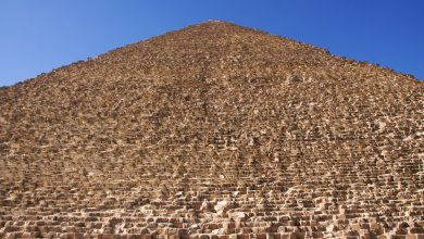 Photo of A 6-Million-Ton Ancient Wonder: The Enormous Great Pyramid of Egypt