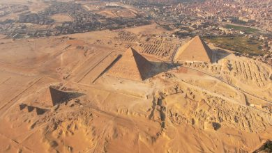 Photo of Pyramidomania: 3 Striking Facts About Ancient Egyptian Pyramids and Their Legacy