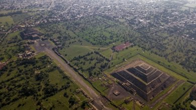 Photo of Researchers Confirm Existence of Cave and Subterranean Tunnels Beneath Ancient Pyramid at Teotihuacan