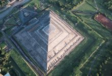 Photo of 15 Stunning Aerial Images of the Ancient Pyramid City of Teotihuacan
