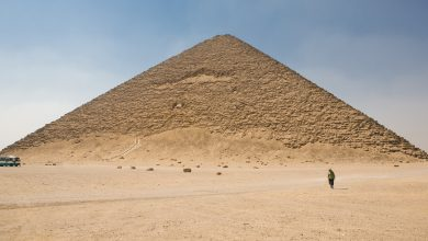 Photo of 7 Stumping Facts About Ancient Egypt's Red Pyramid