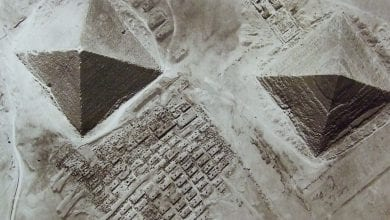 Photo of An Eagle's View: 13 Stumping Images of the Egyptian Pyramids From Above