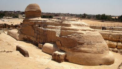Photo of 3 Remarkable Discoveries Made Beneath the Great Sphinx of Egypt
