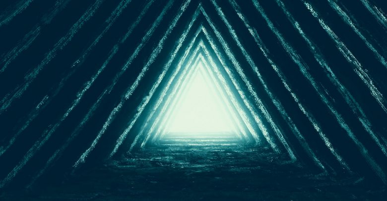 Artists rendering of a pyramid. Shutterstock.