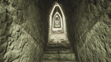 Photo of The Core of an Ancient Pyramid: Here Are 7 Fascinating Images of a Pyramid's Interior