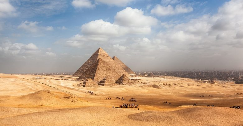Photo of 5 Stumping Discoveries Made at the Giza Pyramid Complex That Left Experts Awestruck