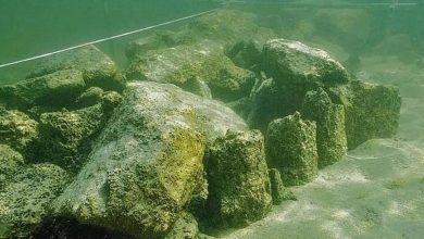 Photo of Underwater Stonehenge That Predates the Pyramids Confirmed in Switzerland