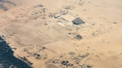 Photo of 5 Things You Probably Didn't Know About Ancient Egypt's Oldest Pyramid