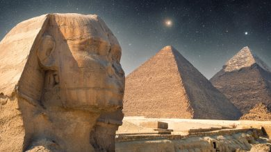 Photo of Here's How Ancient Pyramid Builders Oriented the Pyramids Using the Stars