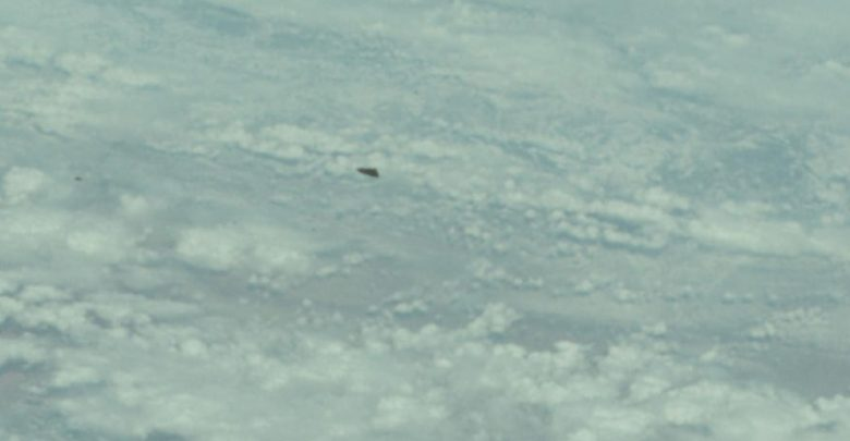 Photo of Apollo 9 Mystery: Triangle-Shaped UFO Spotted in NASA Footage From 1969