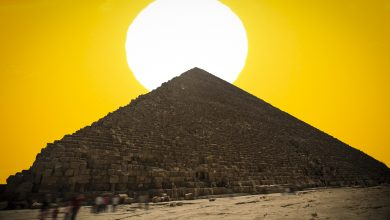 Photo of Evidence in Stone: Ancient Egypt's Great Pyramid Was Enlarged at Least 3 Times