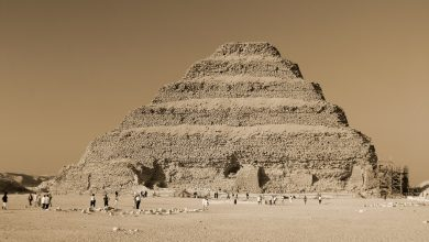 Photo of Pyramidomania: 10 Striking Step Pyramid Facts You Didn't Learn in School
